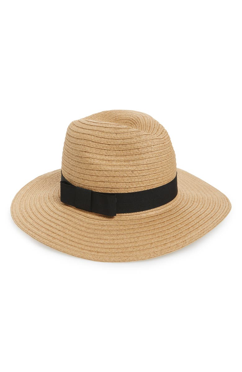 SOLE SOCIETY Panama Hat, Main, color, 252