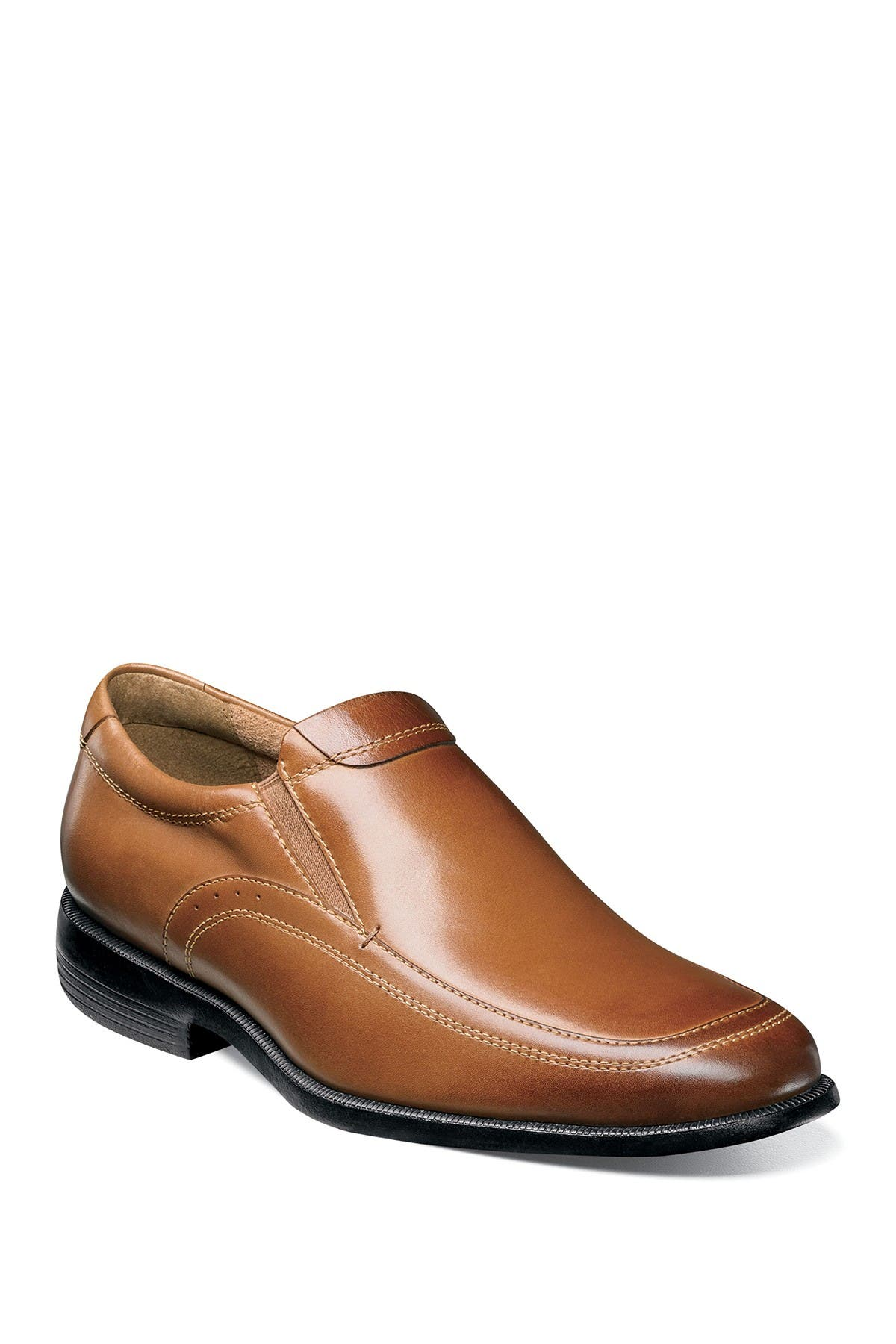Image of NUNN BUSH Dylan Moc Toe Slip-On Loafer