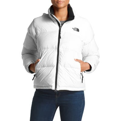 The North Face Nuptse 1996 Packable Quilted Down Jacket, White