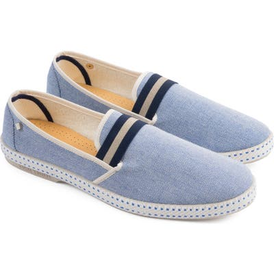 Rivieras College Slip-On, Blue