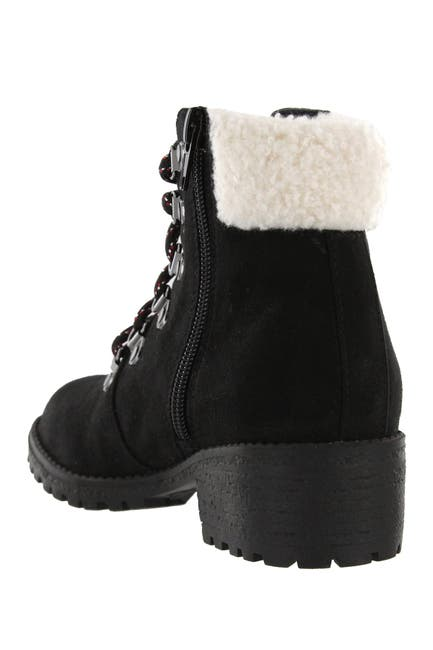 Image of MIA Alpine Faux Shearling Hiker Boot