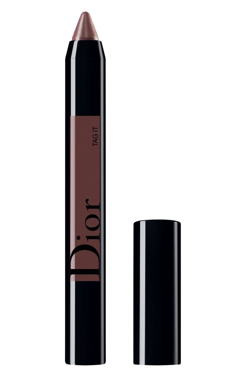 DIOR Rouge Dior Graphist Lipstick Pencil, Main, color, 200