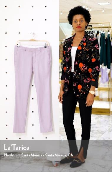 Dax Super Skinny Fit Suit Dress Pants, sales video thumbnail