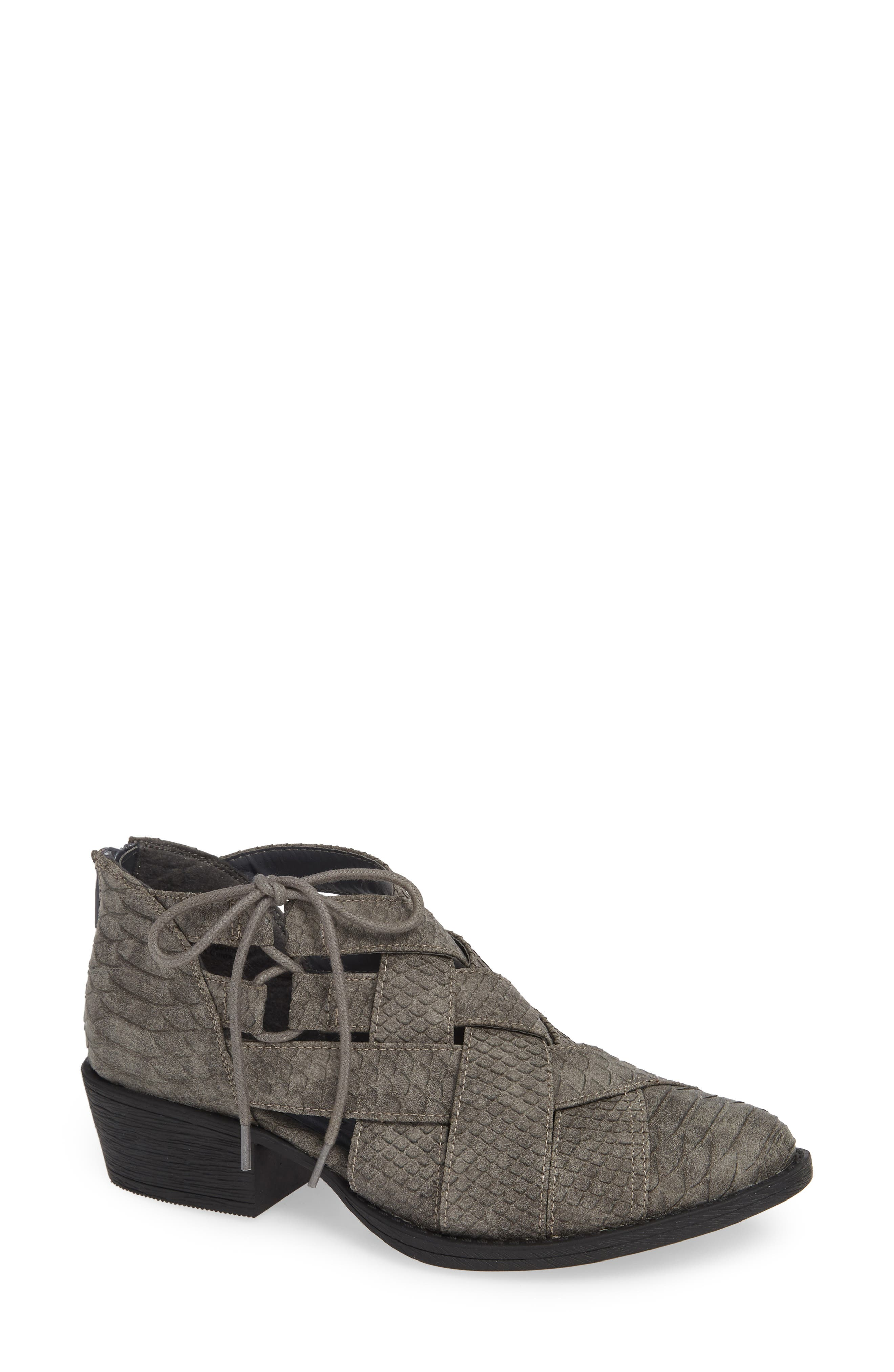 Coconuts By Matisse Lux Bootie- Grey