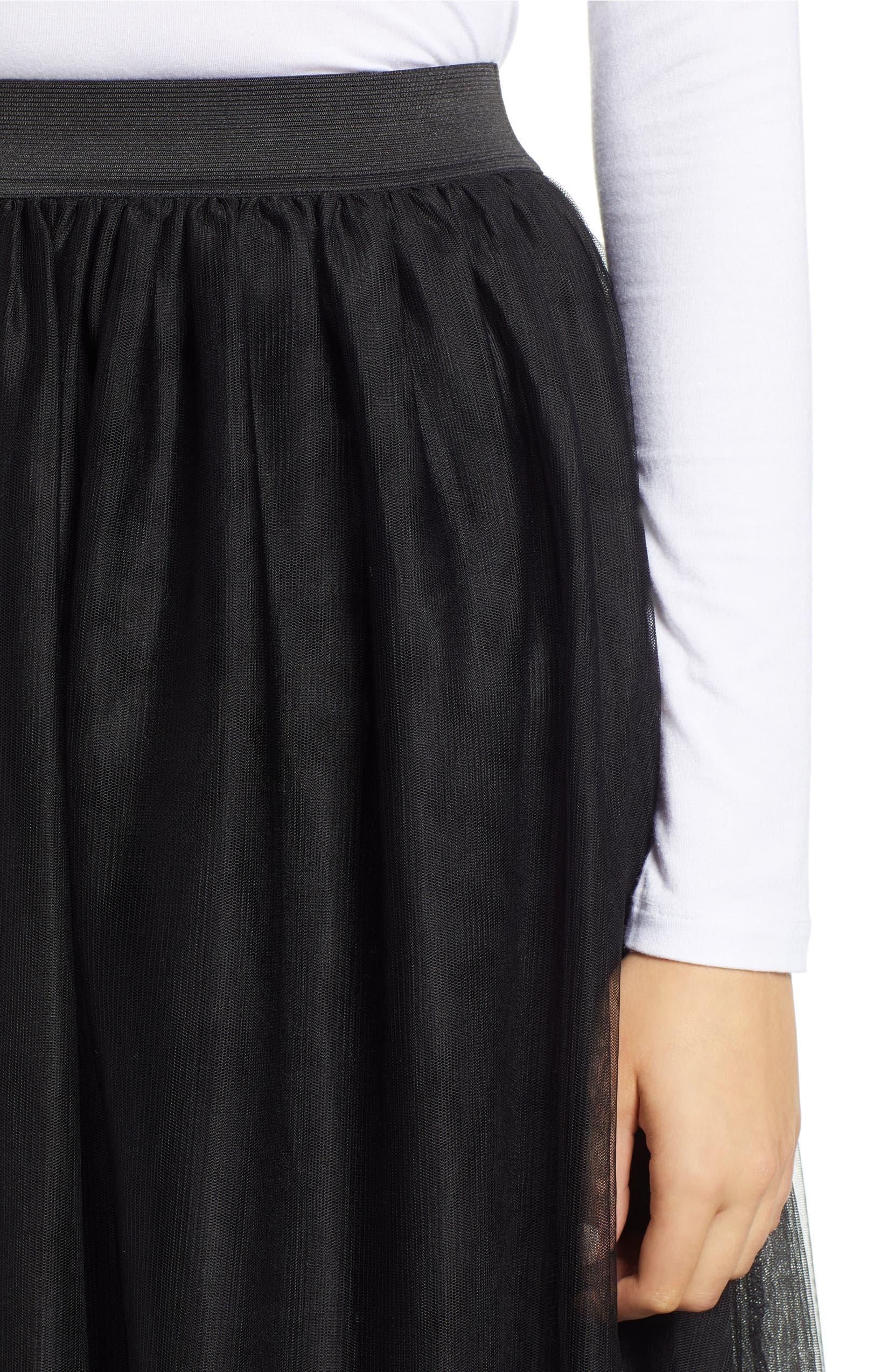 f192dad57 Halogen® Tulle Midi Skirt (Regular & Petite) | Nordstrom