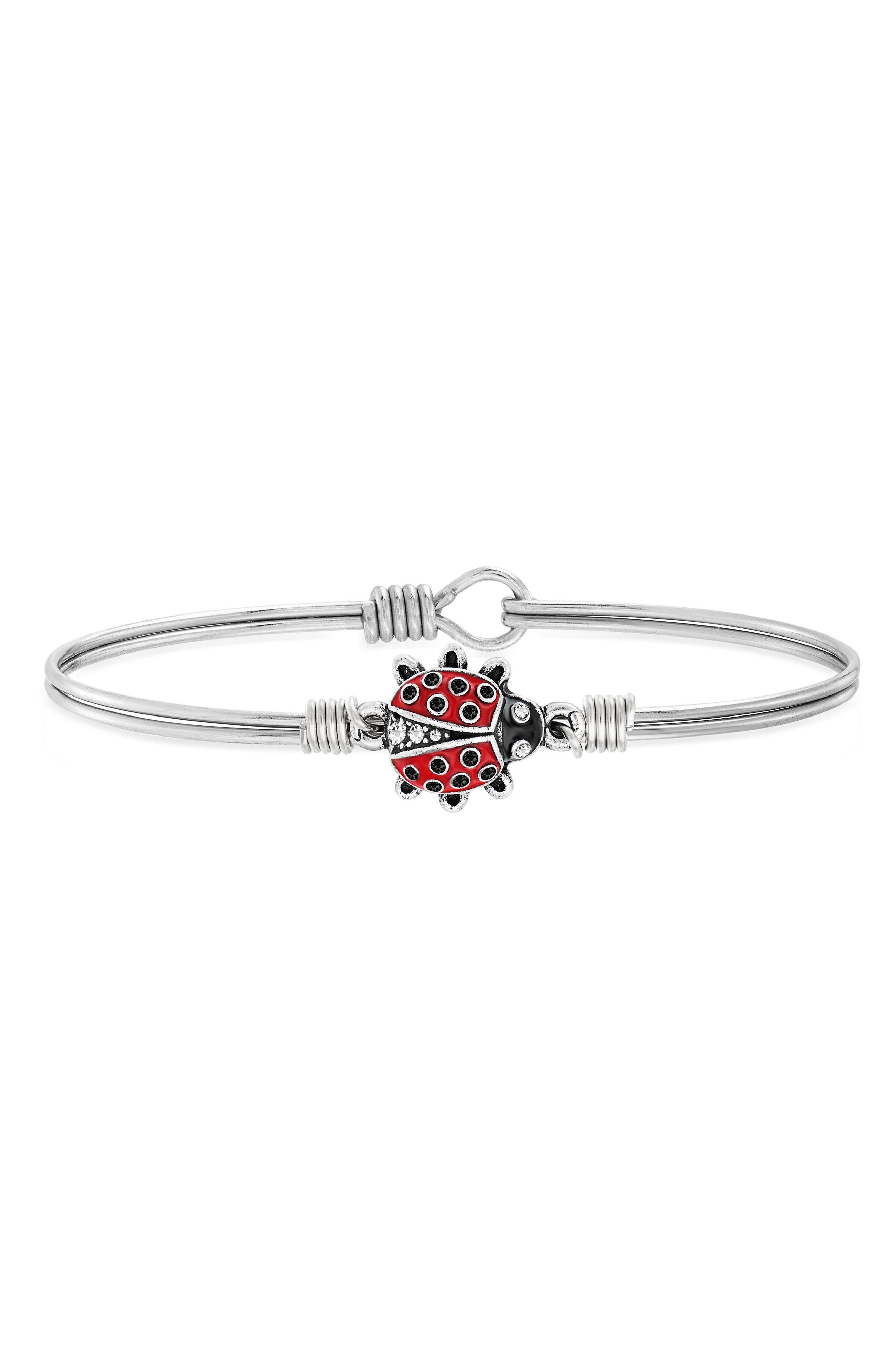 Women's Luca + Danni Ladybug Bracelet