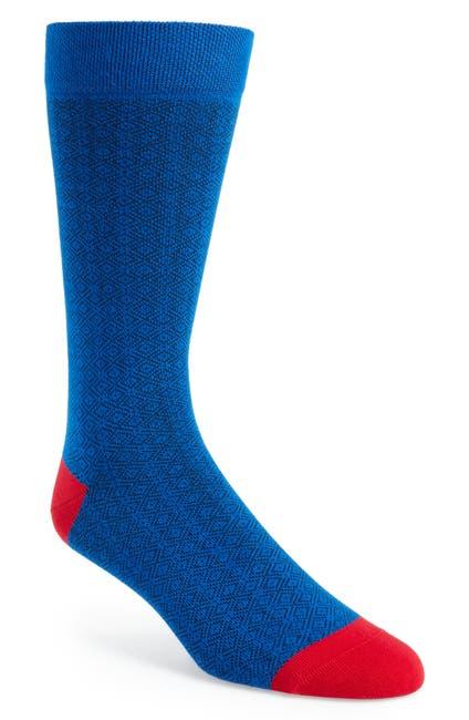 Image of Ted Baker London Pin Dot Crew Socks