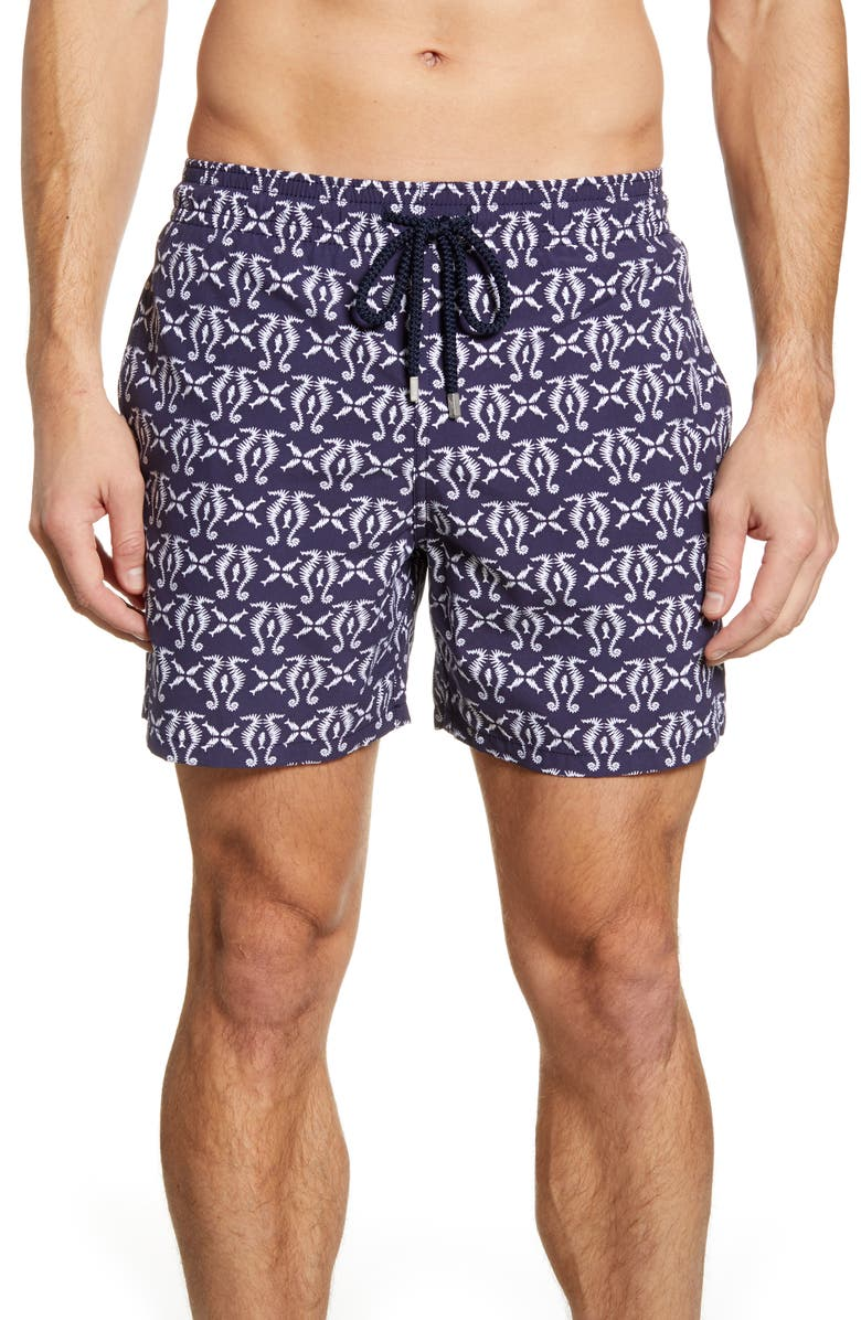 VILEBREQUIN Hyppocampes Swim Trunks, Main, color, 401
