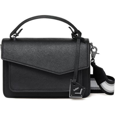 Botkier Cobble Hill Leather Crossbody Bag - Black