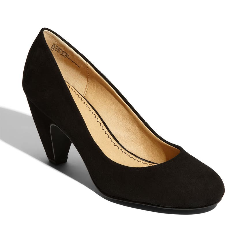 BP. 'Gabby' Suede Pump, Main, color, 060