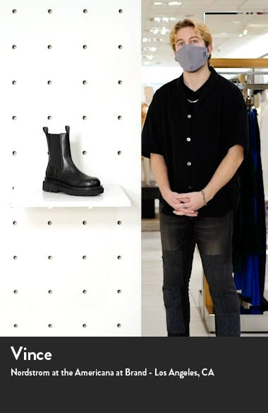Tanked Chelsea Boot, sales video thumbnail