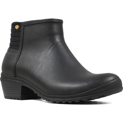 Bogs Vista Waterproof Rain Bootie, Black