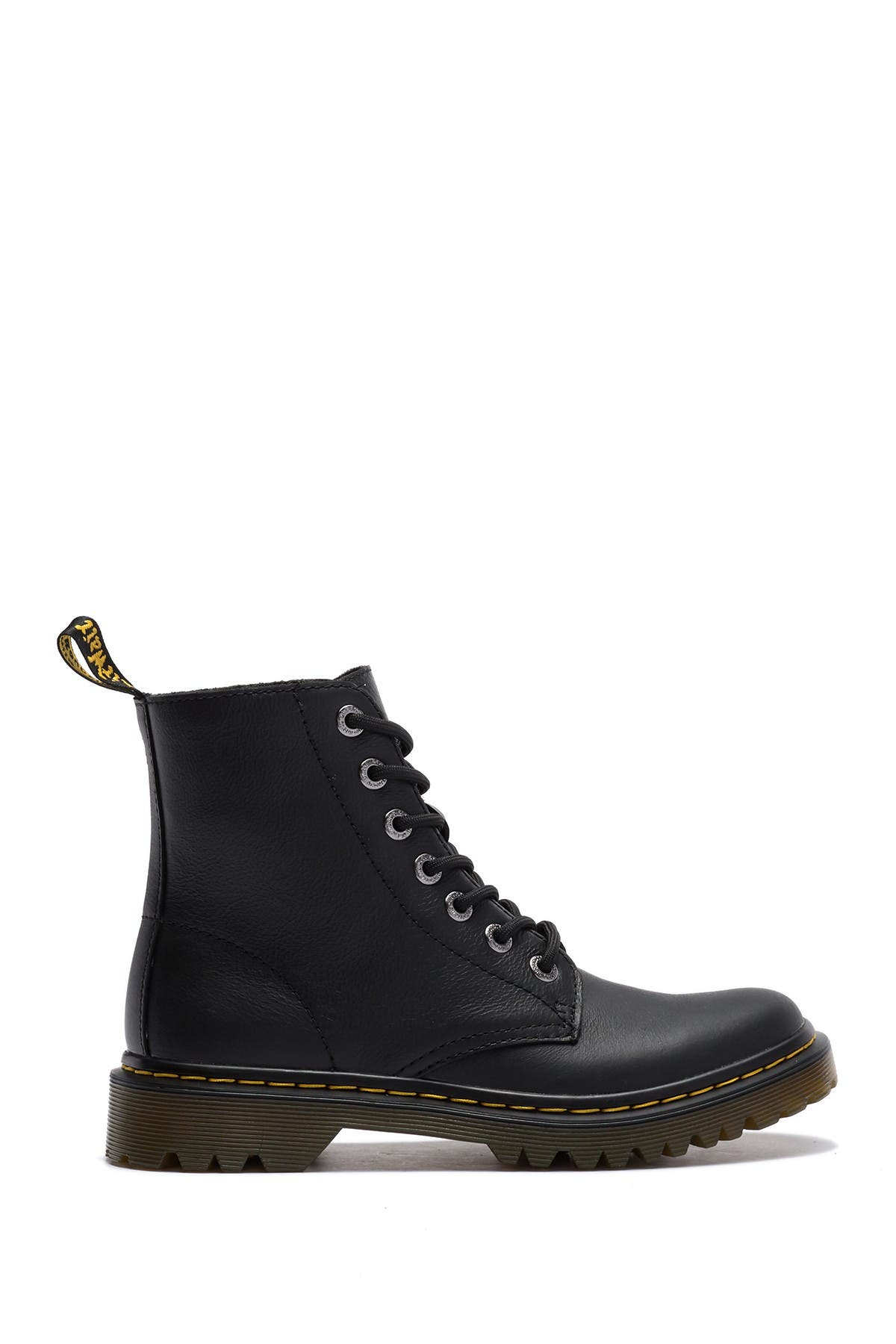 Dr. Martens | Luana Leather Combat Boot