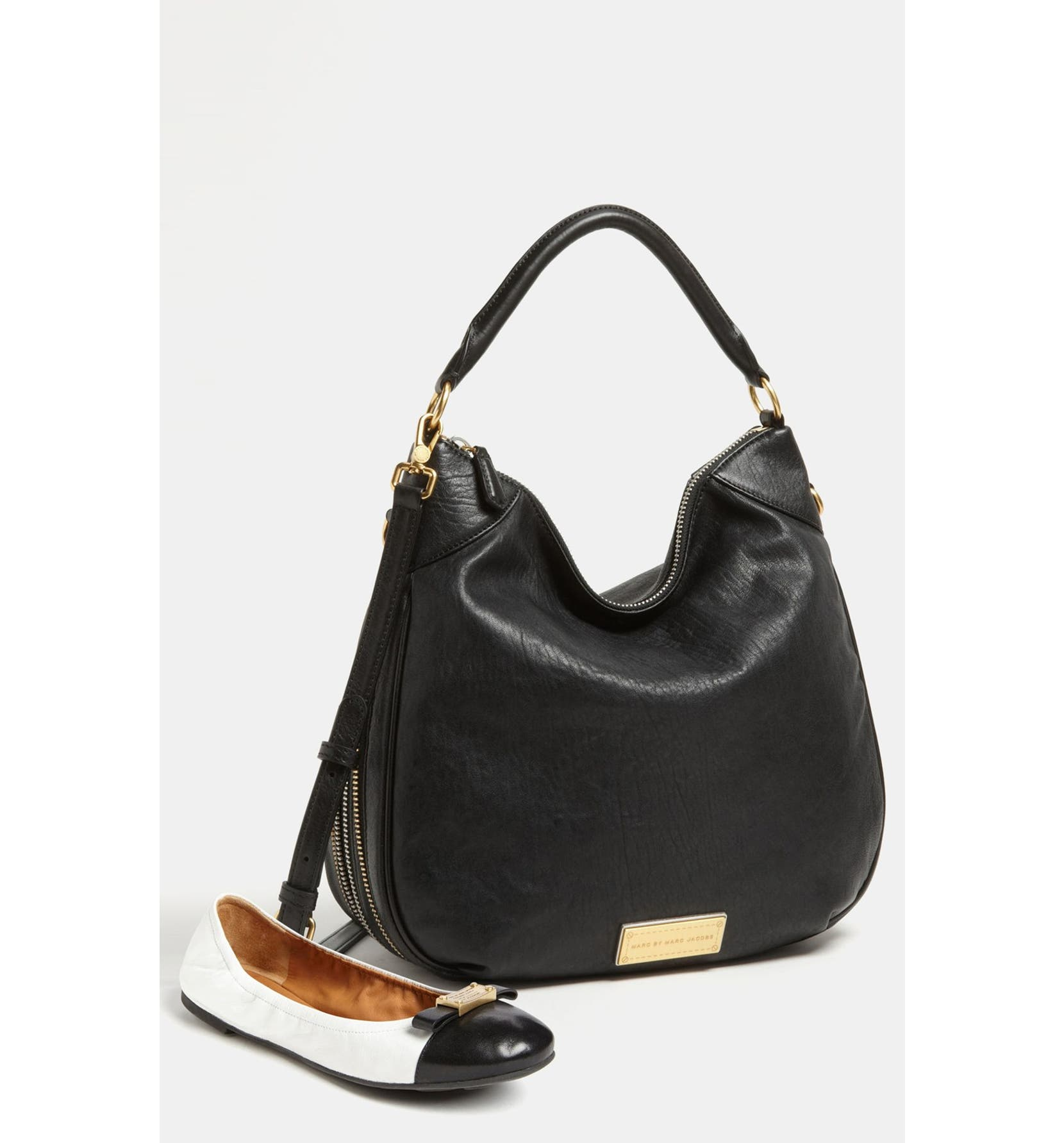 a96efcf1abe MARC BY MARC JACOBS 'Washed Up - Billy' Leather Hobo | Nordstrom