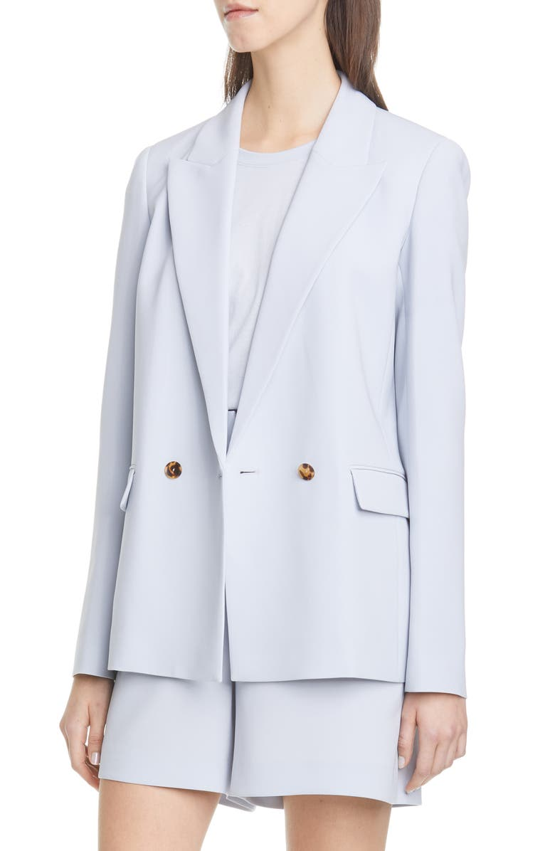 LAFAYETTE 148 NEW YORK Penn Jacket, Main, color, ICED BLUE