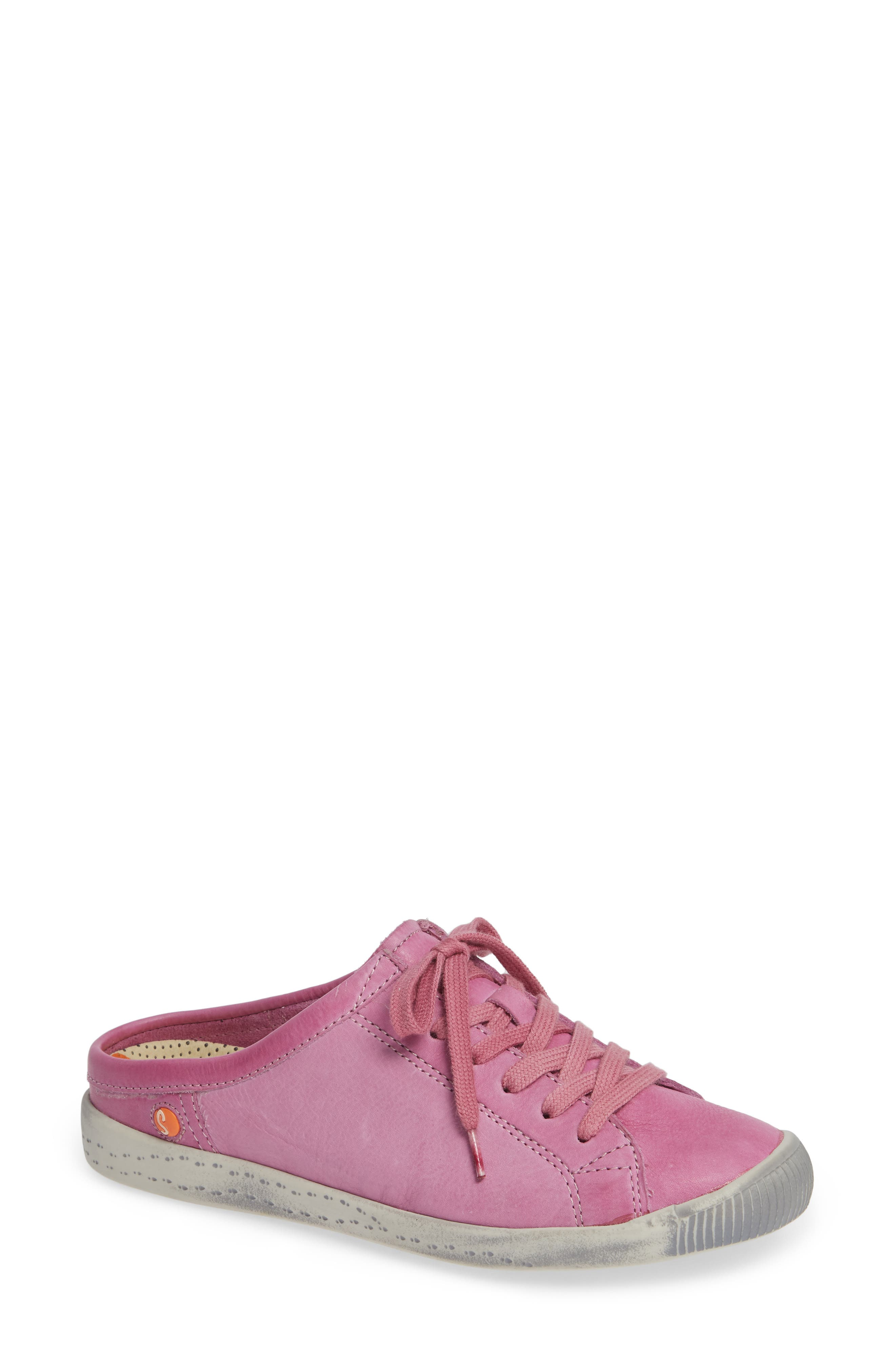 Softinos By Fly London Ije Sneaker Mule - Pink