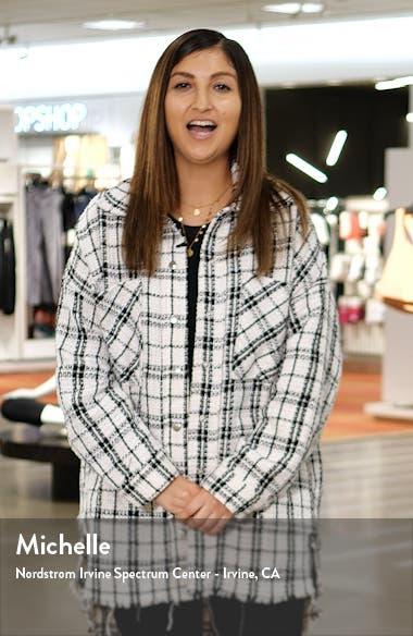 Eley Plume Midi Dress, sales video thumbnail