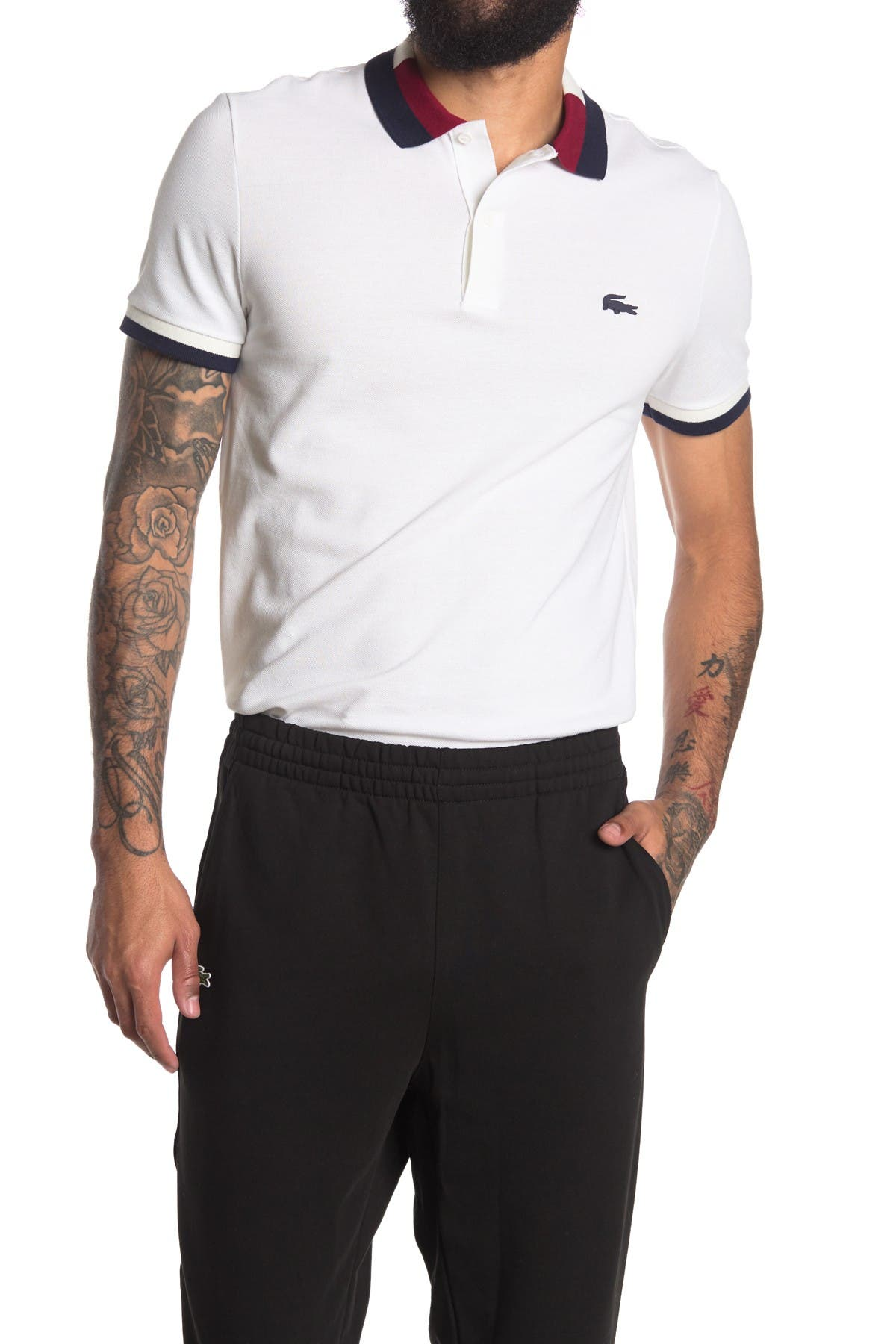 Image of Lacoste Classic Short Sleeve Polo