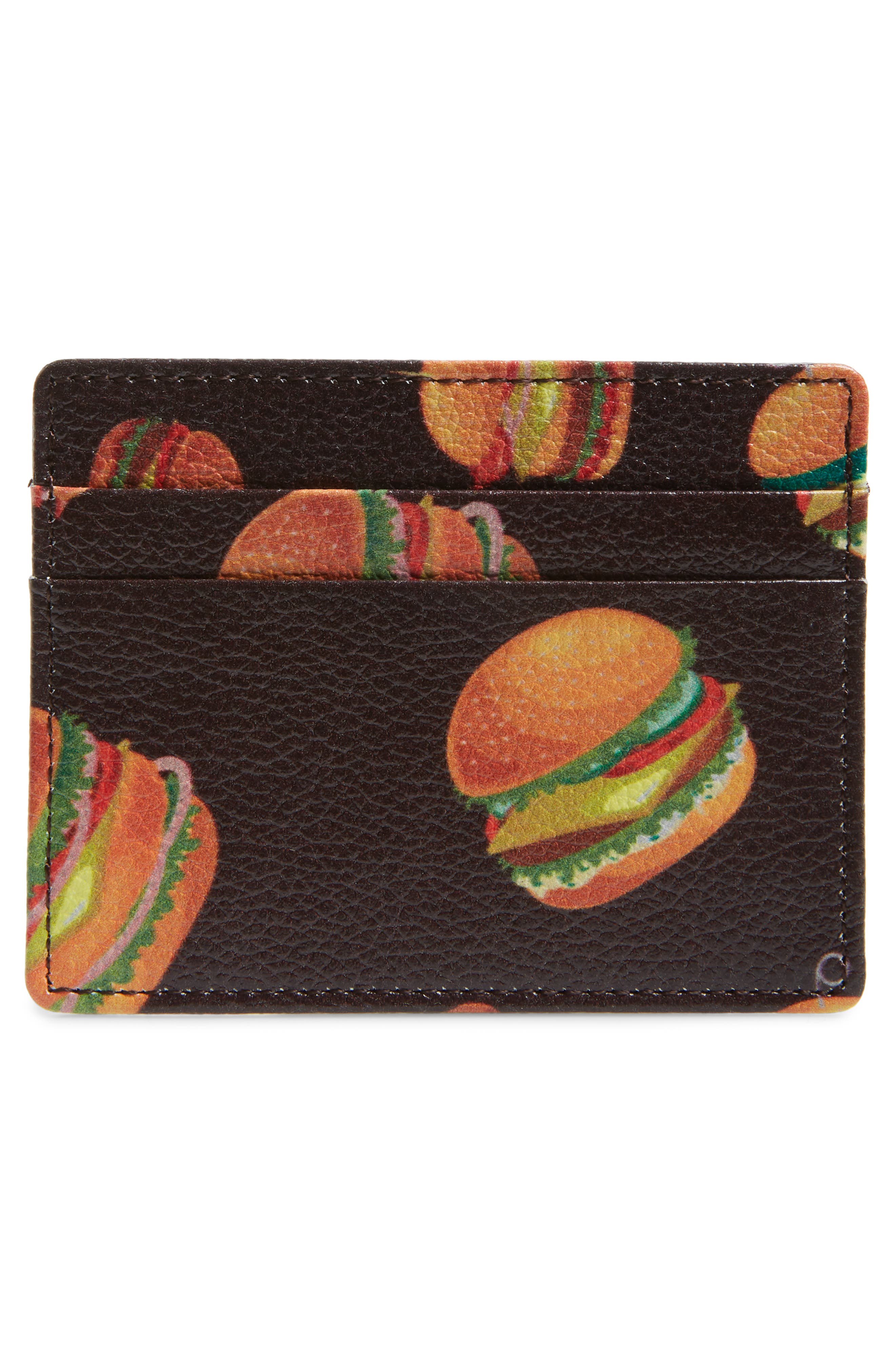 ,                             Jamie Leather Card Case,                             Alternate thumbnail 60, color,                             931