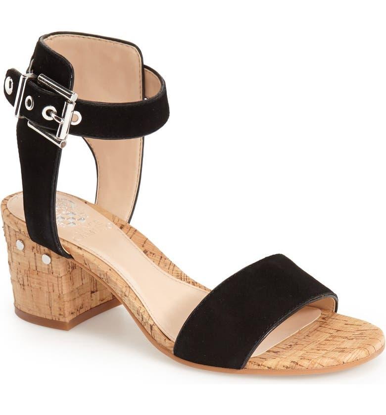 VINCE CAMUTO 'Baeden' Sandal, Main, color, 001