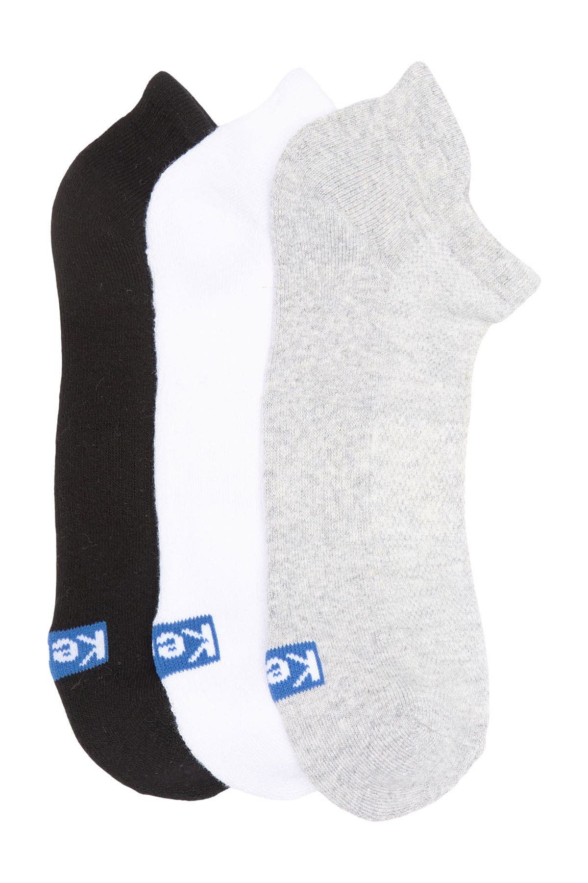 Image of Keds Extra Low Cut Ankle Socks - Pack of 3