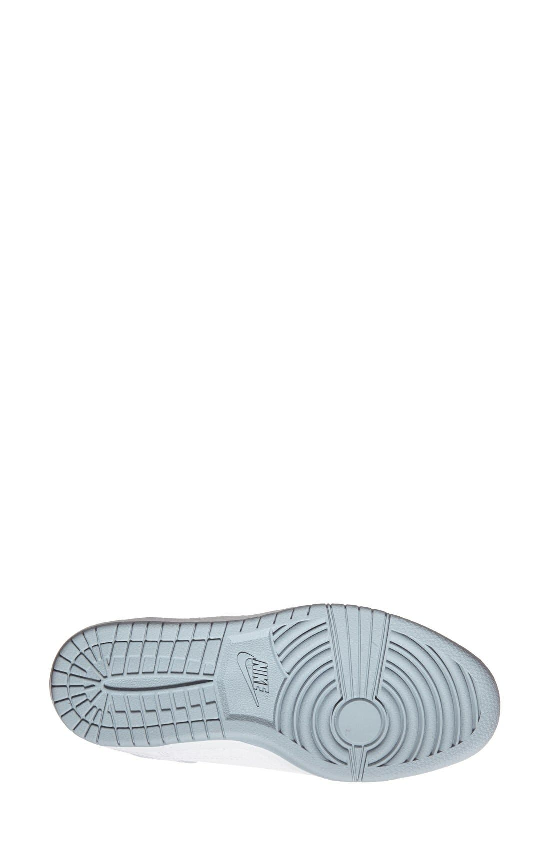 ,                             'Dunk Sky Hi - Essential' Wedge Sneaker,                             Alternate thumbnail 43, color,                             102