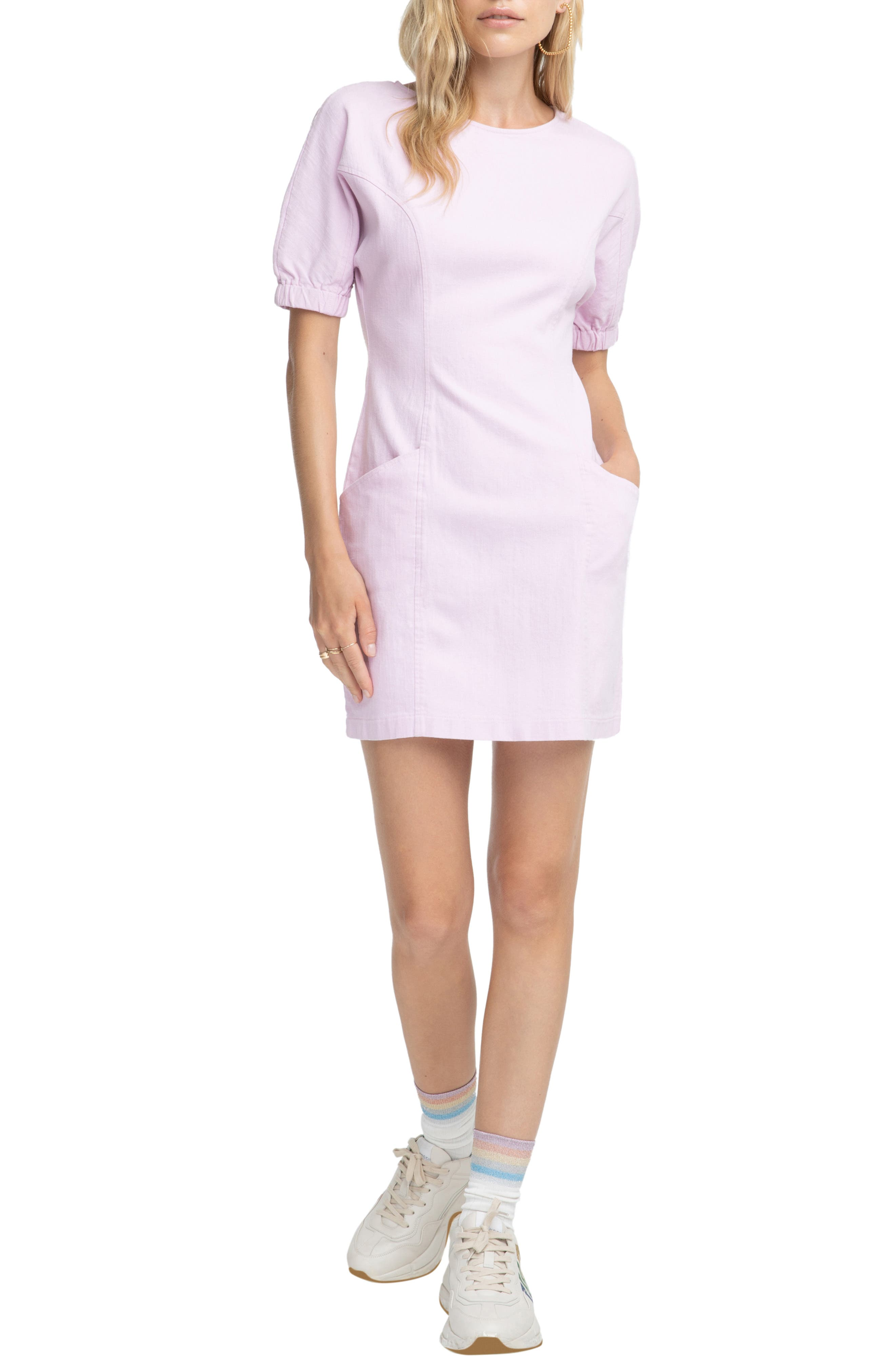 Astr The Label Clay Shift Dress