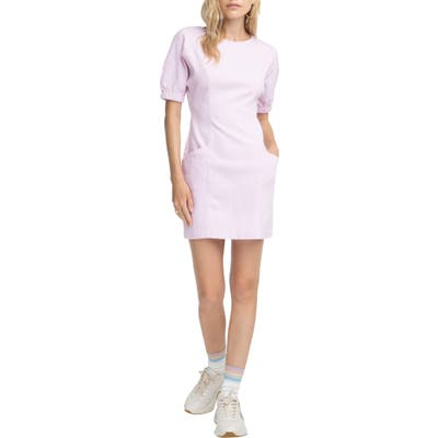 Astr The Label Clay Shift Dress, Pink