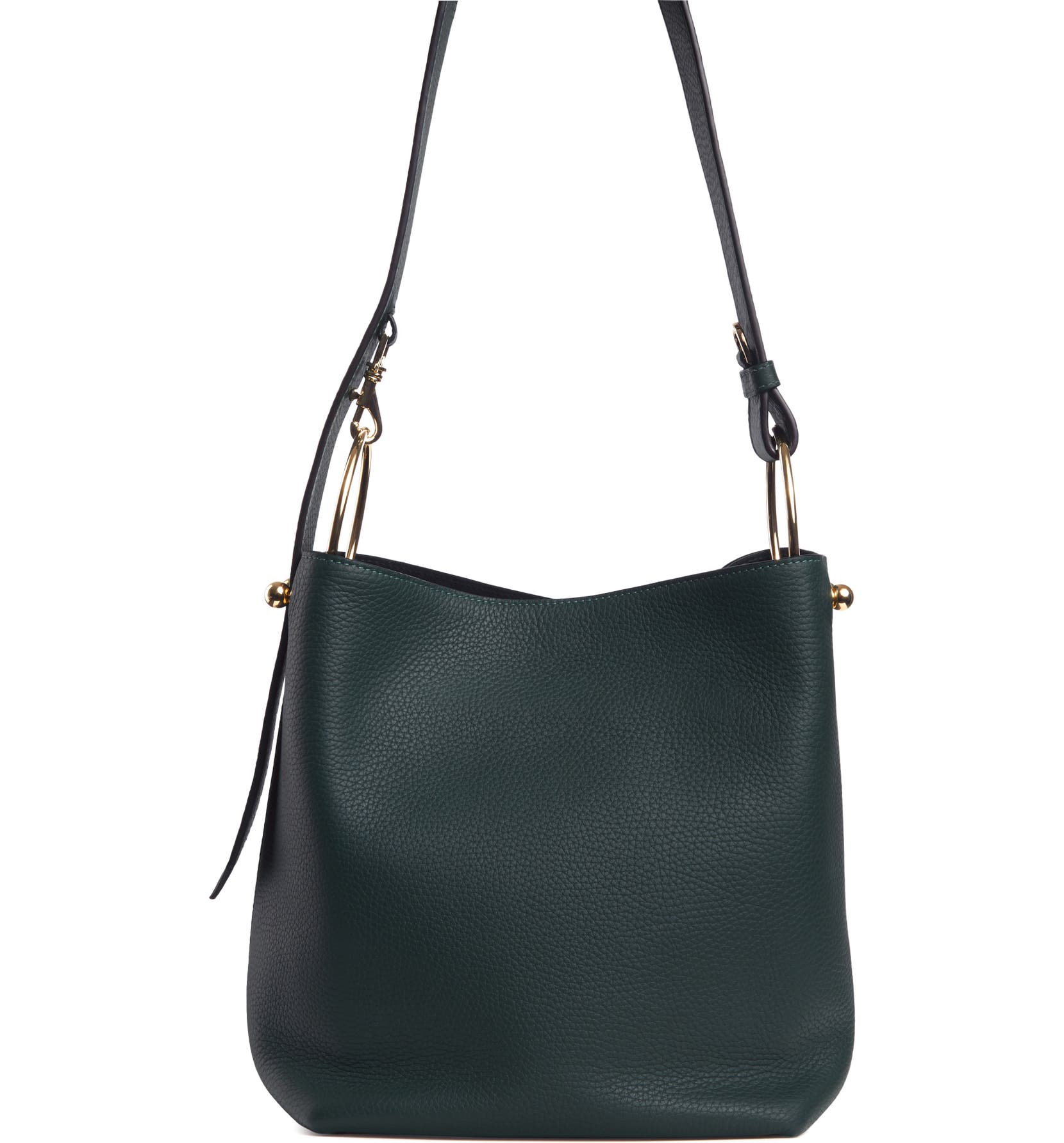 db316ed8e Strathberry Midi Lana Leather Bucket Bag | Nordstrom