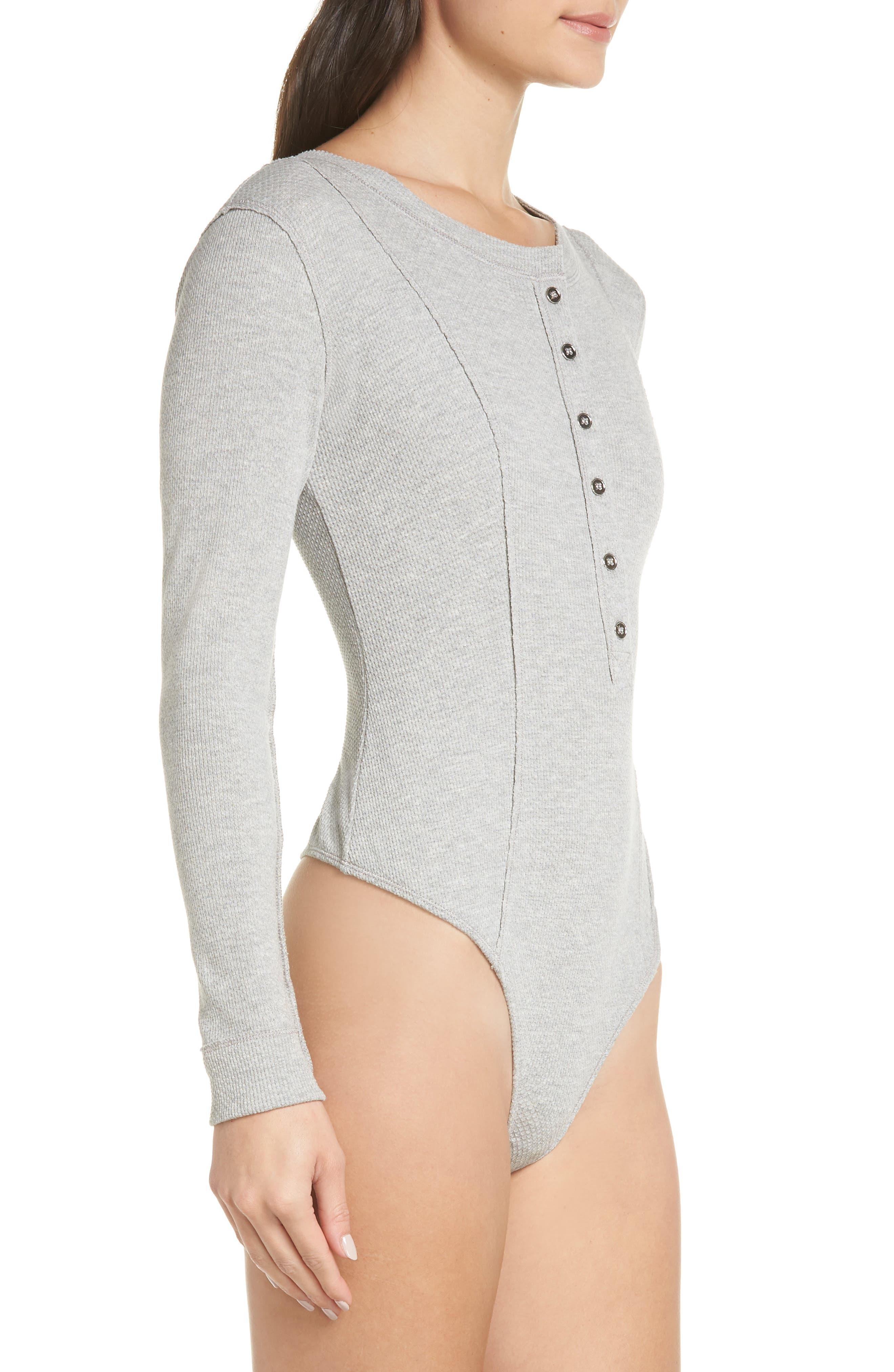 ,                             Intimately FP Frankie Henley Thong Bodysuit,                             Alternate thumbnail 9, color,                             030