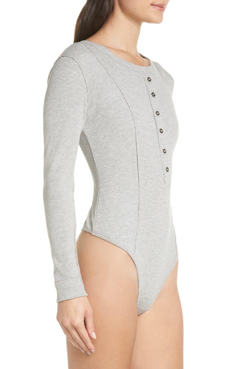 de50f699c820 Free People Intimately FP Frankie Henley Thong Bodysuit | Nordstrom