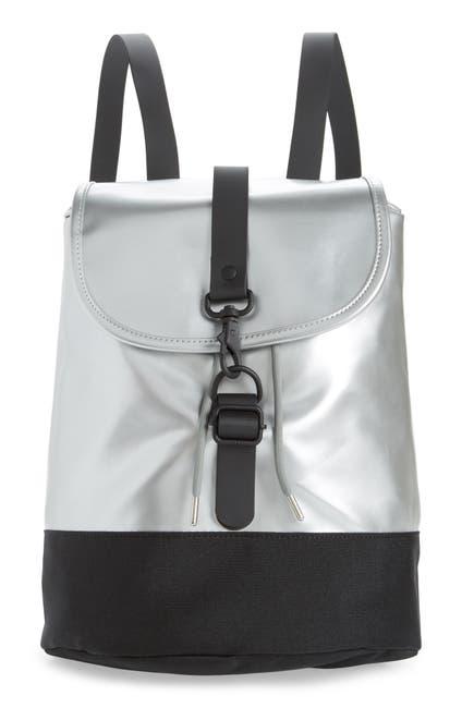 Image of Rains Drawstring Backpack