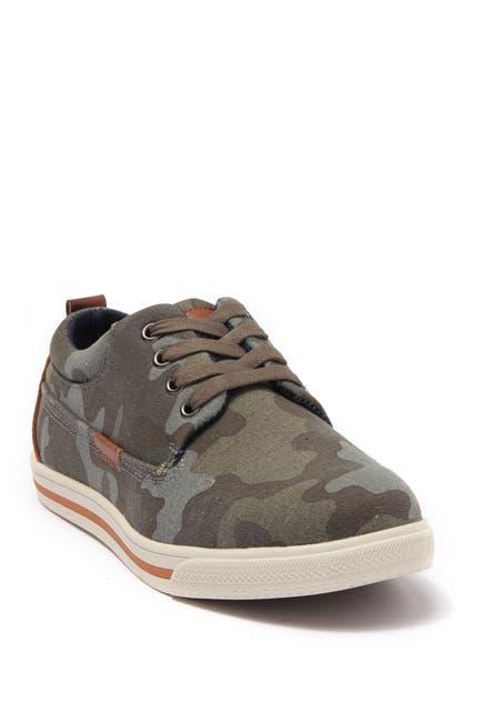 Image of Steve Madden Fender Camo Print Sneaker