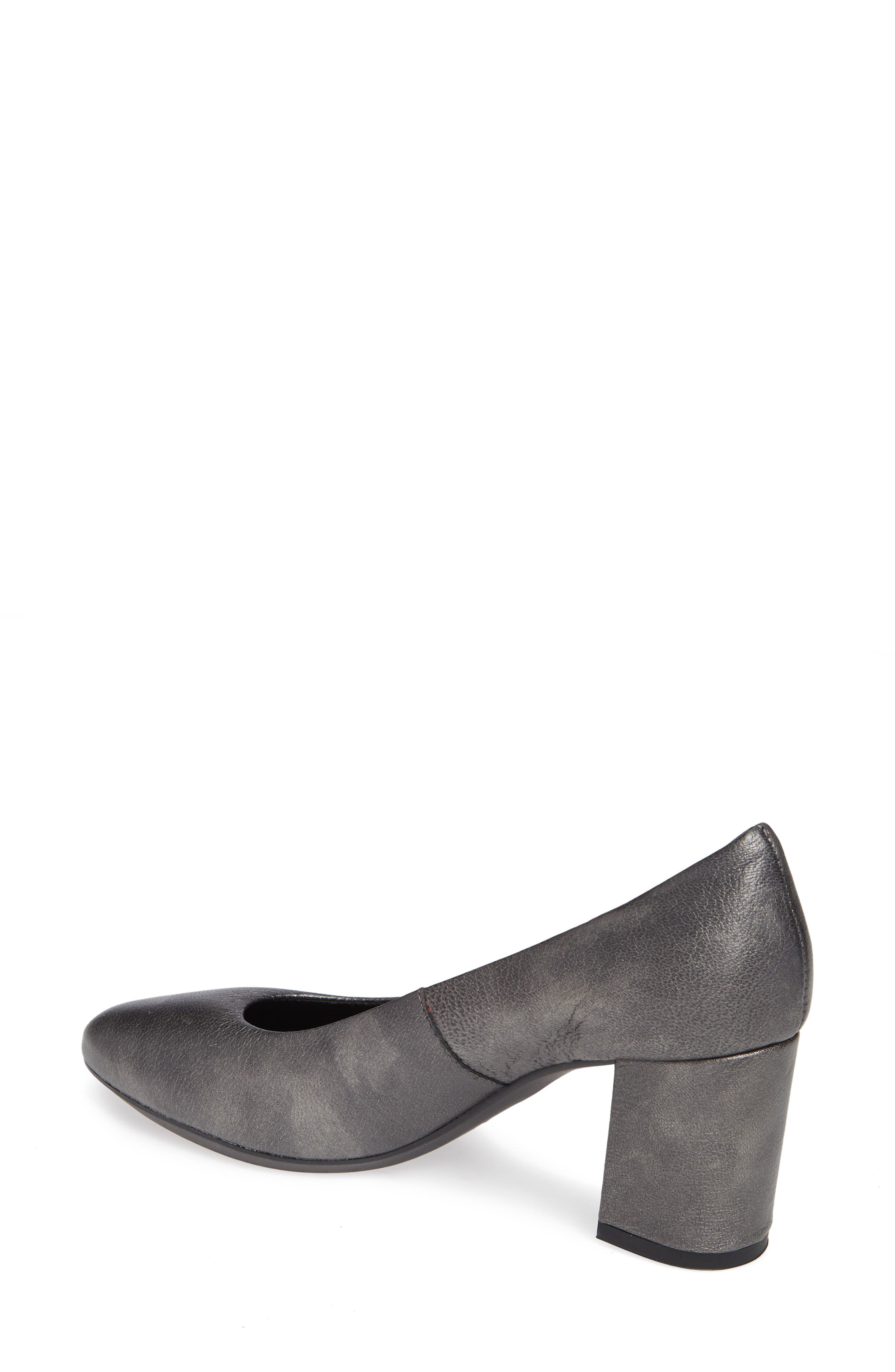 ,                             Seriously Pump,                             Alternate thumbnail 2, color,                             GREY LEATHER