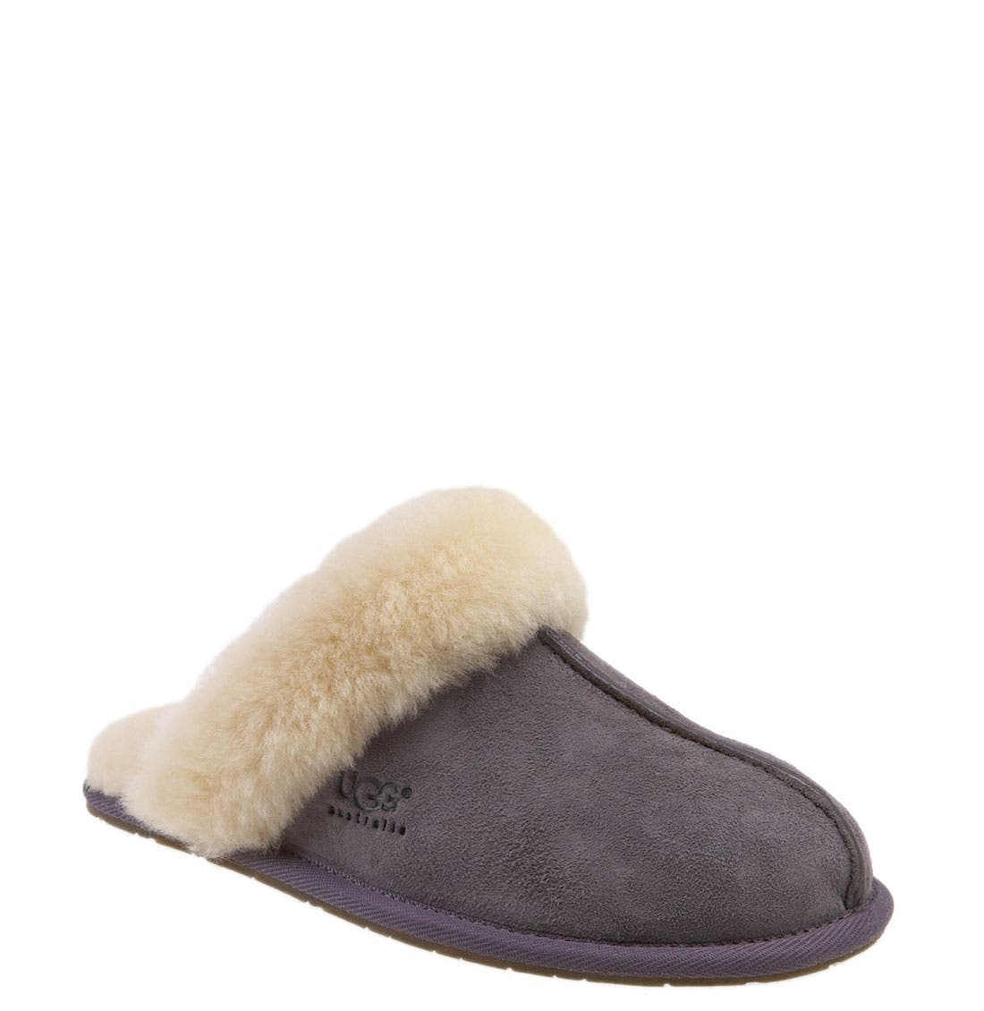 ,                             Scuffette II Water Resistant Slipper,                             Main thumbnail 62, color,                             030