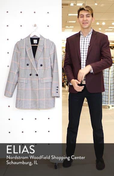 x Atlantic-Pacific Menswear Plaid Blazer, sales video thumbnail
