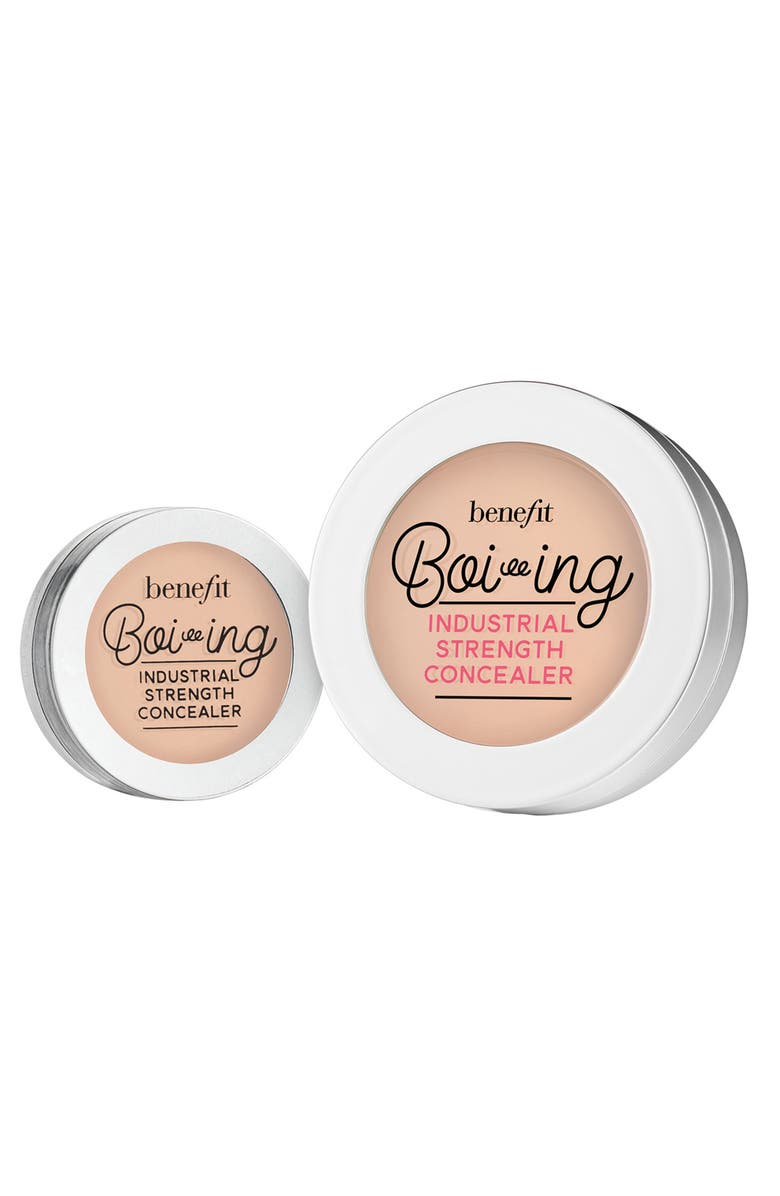 BENEFIT COSMETICS Benefit Boi-ing Industrial Strength Concealer Duo, Main, color, 250