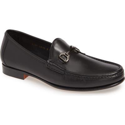 Allen Edmonds Vinci Bit Loafer - Black