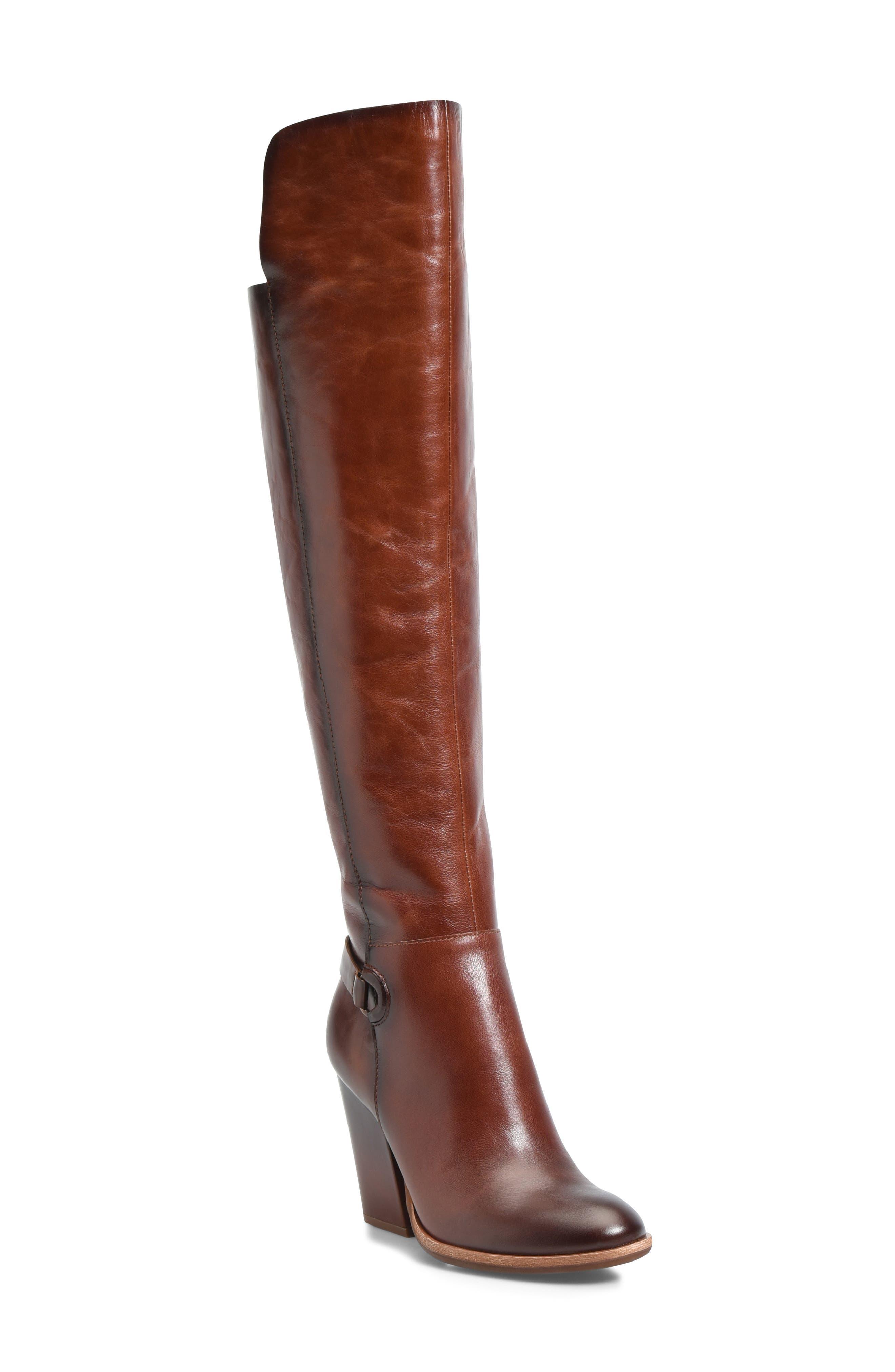 Kork-Ease Pavan Knee High Boot, Brown