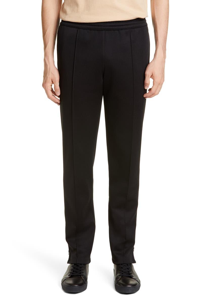 HELMUT LANG Track Pants, Main, color, BLACK