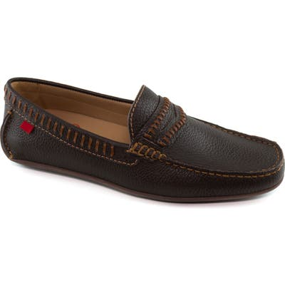 Marc Joseph New York Nolita Driving Shoe, Brown