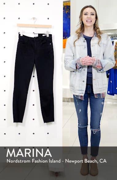 Ali High Waist Ankle Cigarette Jeans, sales video thumbnail