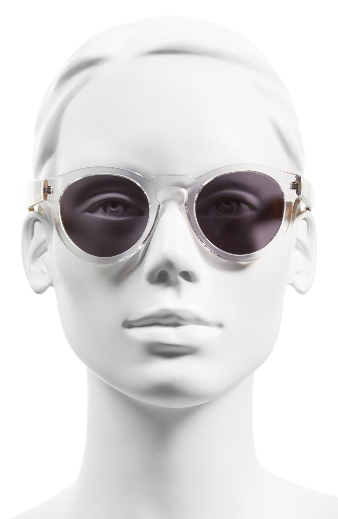 ,                             'Leonard' 47mm Sunglasses,                             Alternate thumbnail 52, color,                             107