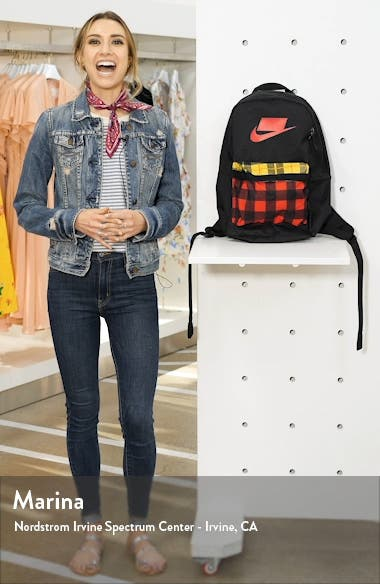 Heritage 2.0 Plaid Backpack, sales video thumbnail