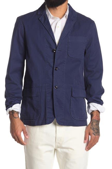 Image of ALEX MILL Mill Twill Blazer Jacket