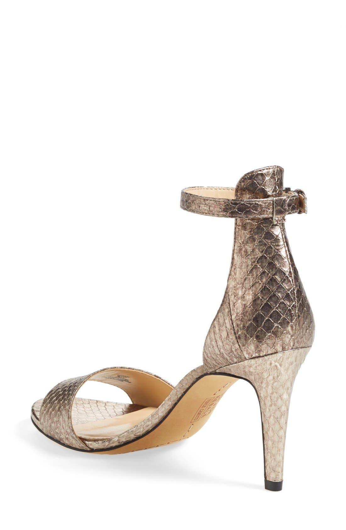 ,                             'Court' Ankle Strap Sandal,                             Alternate thumbnail 30, color,                             040