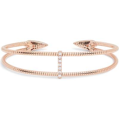 Nadri Flexi Double Cuff Bracelet