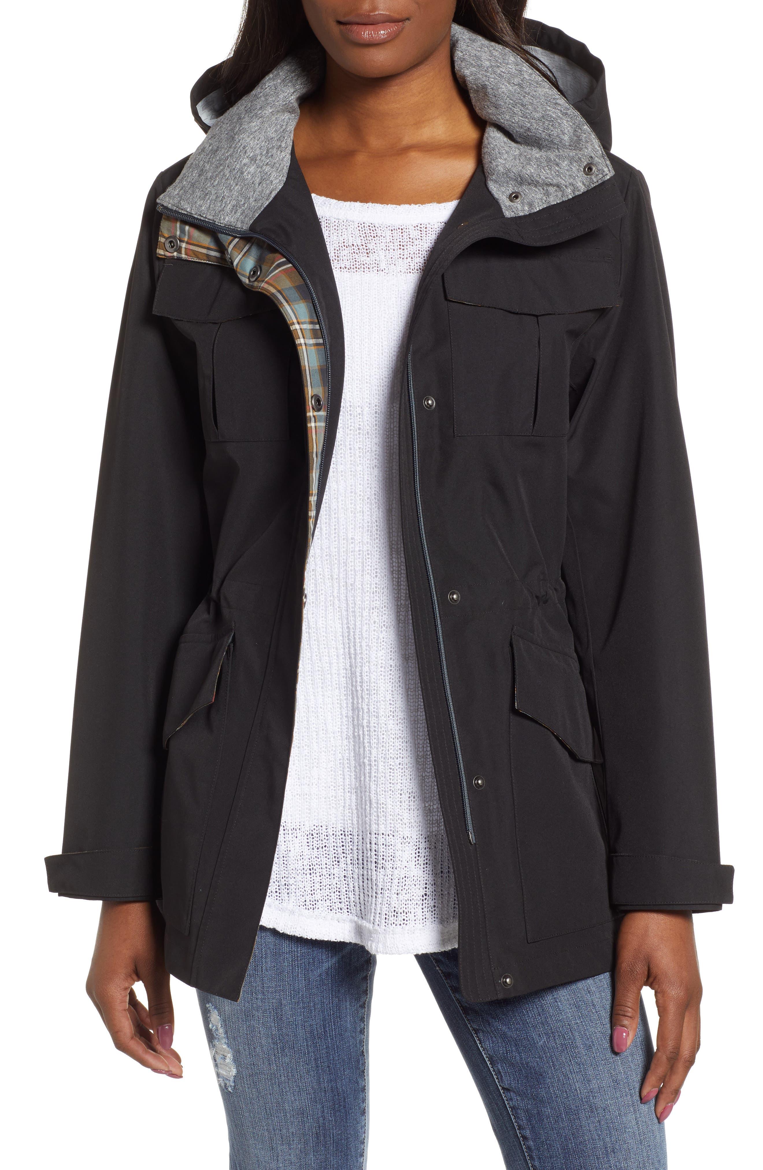 Pendleton Lihn Hooded Utility Jacket Nordstrom Rack [ 4048 x 2640 Pixel ]