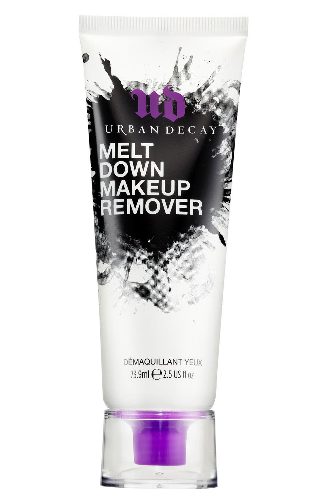 ,                             Meltdown Makeup Remover,                             Main thumbnail 1, color,                             000