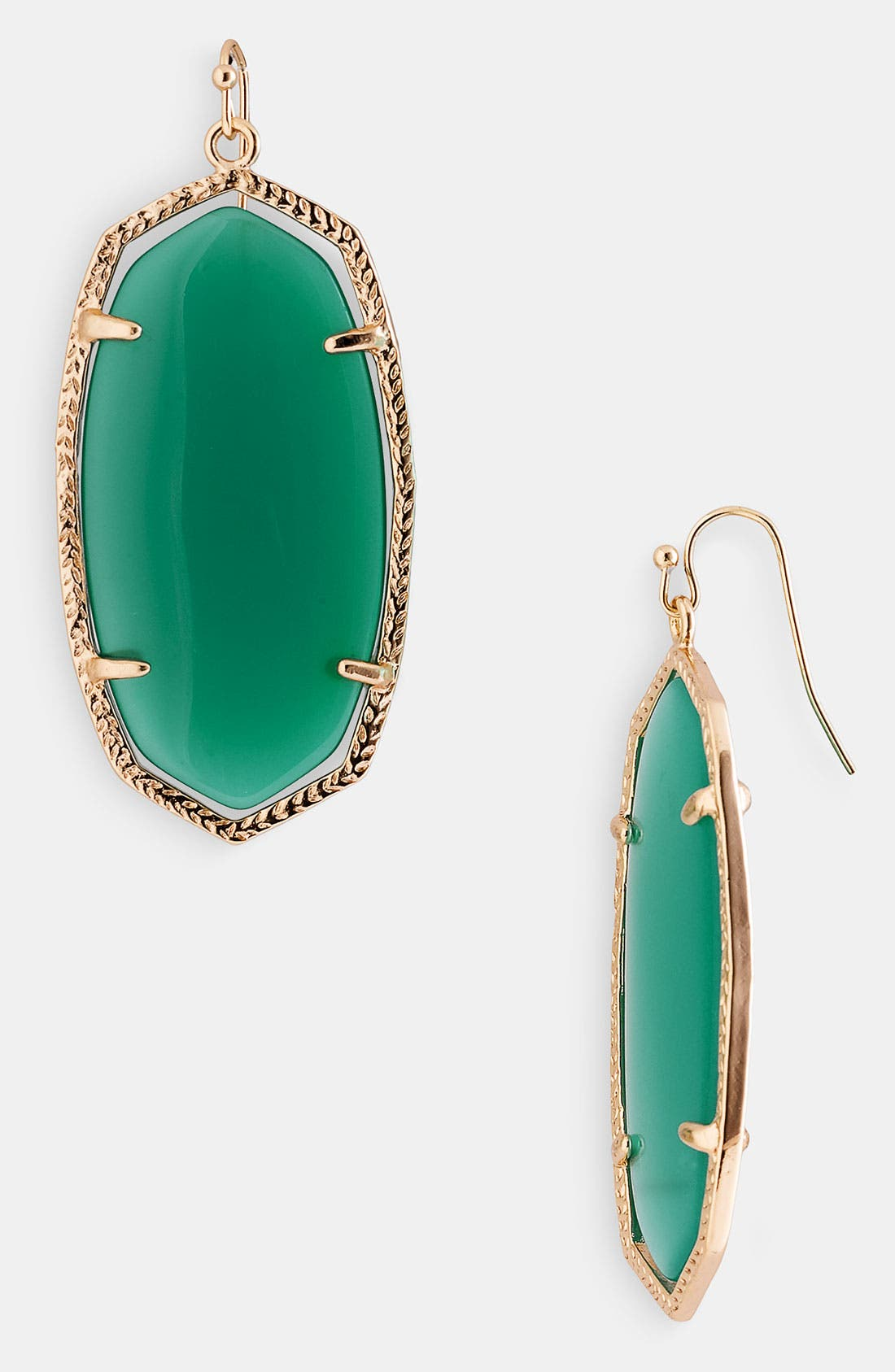 ,                             'Danielle' Oval Statement Earrings,                             Main thumbnail 19, color,                             300
